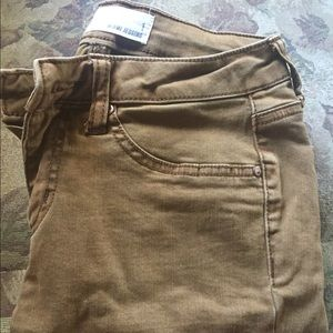 Brown RSQ jeans